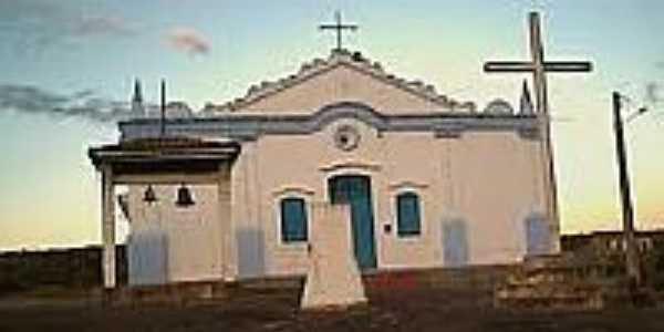 Igreja da Santíssima Trindade em Massacara-Foto:museudocumbe.