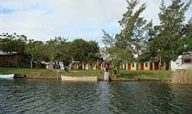 Tramanda� - Tramanda�-RS-Camping no Rio Camar�o-Foto:PCRAPAKI