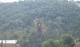Três Arroios - Igreja de pedra-Foto: berdam
