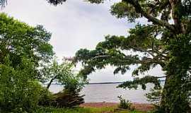 Três Cachoeiras - Três Cachoeiras - RS  Lagoa Itapeva - Prainha - Foto Prefeitura Municipal