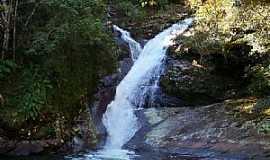 Três Cachoeiras - Três Cachoeiras-RS-Cachoeira das Andorinhas-Foto:Roque Oliveira