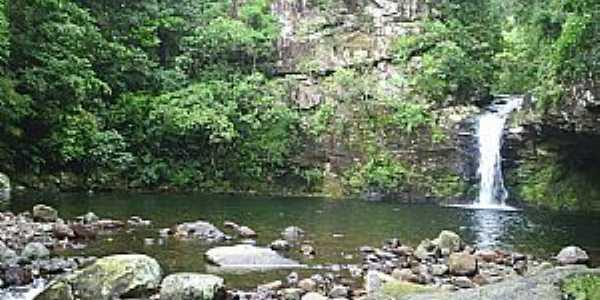 Três Cachoeiras-RS-Poço das Andorinhas-Foto:trescachoeiras.rs.