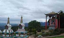 Três Coroas - Buda e Stups-Foto:quinta da luz