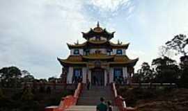 Três Coroas - Templo Budista-Foto:PCRAPAKI-TRAMANDAÍ-R…