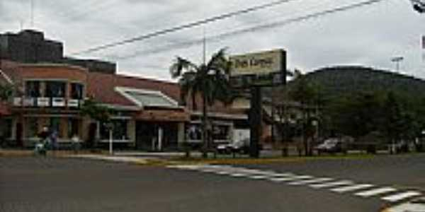 Três Coroas-RS-Avenida de entrada da cidade-Foto:Marcirio Dias Leite