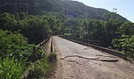 Três Forquilhas - Três Forquilhas-RS-Ponte no Povoado Guananazes-Foto:José Carminatti