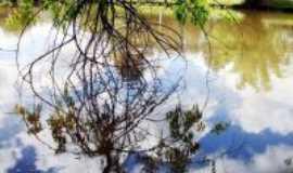Três Passos - detalhe do Parque do lago, Por Marcelo Neckel
