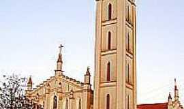 Tr�s Passos - Igreja Matriz