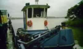 Triunfo - rebocador barca, Por Paulo cesar silva