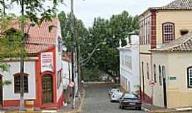 Triunfo - Triunfo-RS-Rua com Pr�dios Hist�ricos-Foto:Fritz Follmer