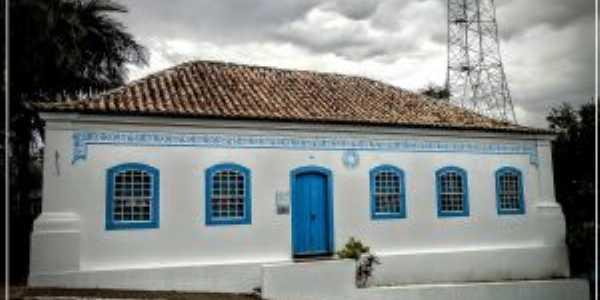 Arquitetura colonial portuguesa, Por Caio Maffazzioli
