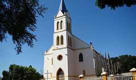 Tucunduva - Igreja Matriz de S. Roque Gonzales - Por Vicente A. Queiroz