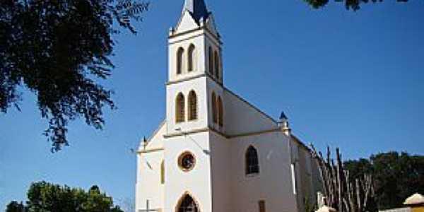 Igreja Matriz de S. Roque Gonzales - Por Vicente A. Queiroz