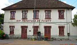 Tuiuti - Tuiuti-RS-Prédio da Sub-Prefeitura-Foto:alepolvorines