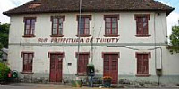 Tuiuti-RS-Prédio da Sub-Prefeitura-Foto:alepolvorines