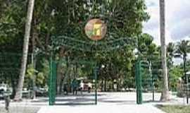 Mata de São João - Mata de São João-BA-Parque da cidade-Foto:www.matadesaojoao.ba.gov.br
