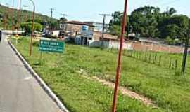 Mata de São João - Mata de São João-BA-Rodovia BA-093-Entrada da cidade-Foto:volare