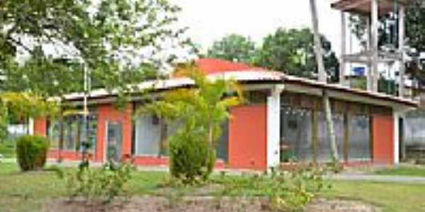 Mata de S�o Jo�o-BA-Academia no Parque da Cidade-Foto:www.matadesaojoao.ba.gov.br