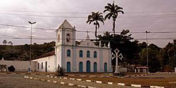 Mata de S�o Jo�o-BA-Igreja do Bonfim-Foto:Zeolithe