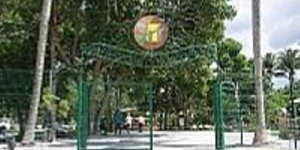 Mata de S�o Jo�o-BA-Parque da cidade-Foto:www.matadesaojoao.ba.gov.br