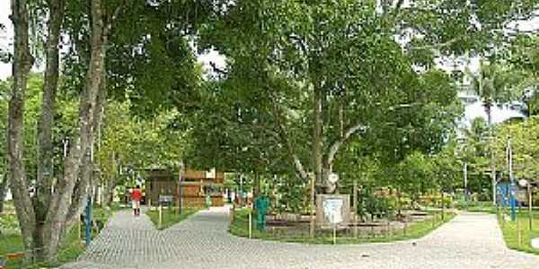 Mata de São João-BA-Parque da cidade-Foto:PMMata de São João
