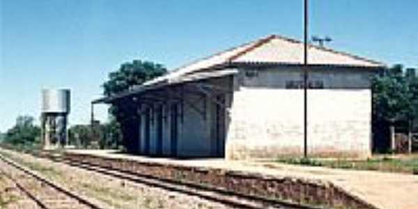 A Estação em 1996