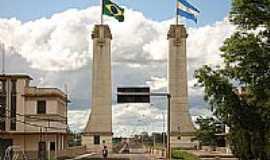 Uruguaiana - Ponte Internacional-Foto:Roberto Riella