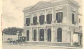 Uruguaiana - CINE-TEATRO CARLOS GOMES - POR 1902, Por CARLOS FONTTES - ESCRITOR/HISTORIADOR