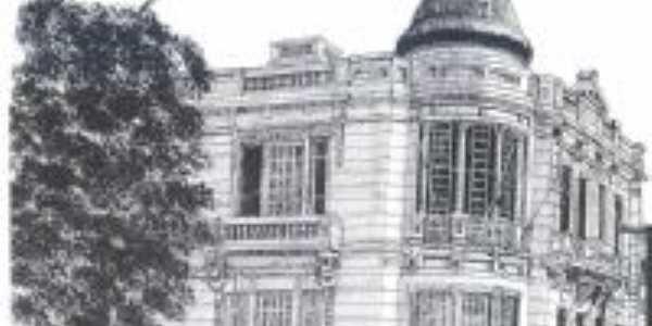 Centro Cultural Dr Pedro Marini (desenho), Por CARLOS FONTTES - ESCRITOR/HISTORIADOR