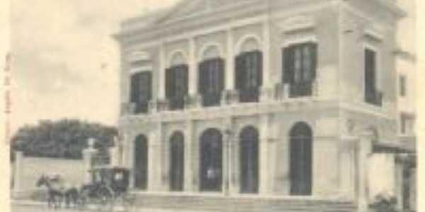 CINE-TEATRO CARLOS GOMES - POR 1902, Por CARLOS FONTTES - ESCRITOR/HISTORIADOR
