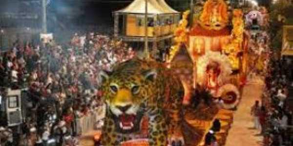 Terceiro maior Carnaval do Brasil., Por Rodrigo Bessow