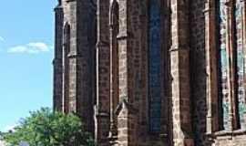 Vacaria - Catedral de Vacaria-RS-Foto:Eber Beck