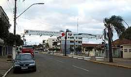 Vacaria - Vacaria-RS-Avenida central-Foto:fotosmunivacaria