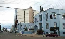 Vacaria - Vacaria-RS-Centro da cidade-Foto:fotosmunivacaria