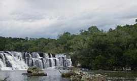 Vacaria - Vacaria-RS-Parque das Cachoeiras-Foto:Cleber Lima