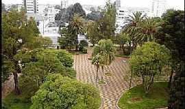 Vacaria - Vacaria-RS-Praça Marechal Floriano-Foto:Isadora S.S.