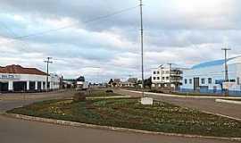 Vacaria - Vacaria-RS-Trevo na entrada da cidade-Foto:fotosmunivacaria