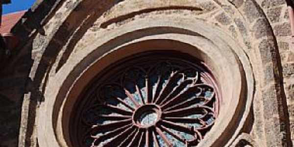 Vacaria-RS-Detalhe da Catedral N.Sra.da Oliveira-Foto:Eber Beck