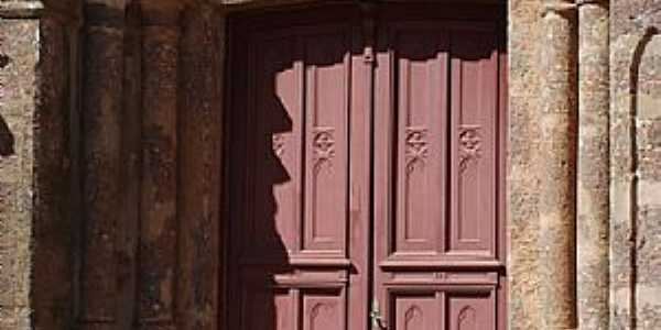 Vacaria-RS-Portal da Catedral N.Sra.da Oliveira-Foto:Eber Beck