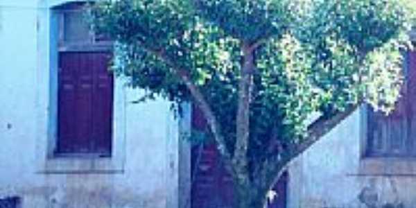 Detalhes de casa do interior-Foto:Jakza