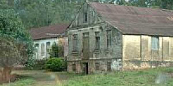 Velho casarão-Foto: caioflavio