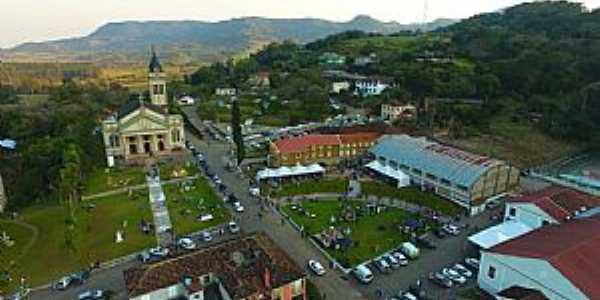 Imagens da localidade de Vale Vêneto - RS