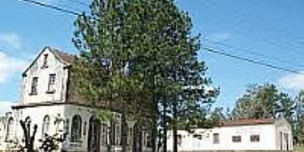 Predio antigo em Vale Verde-RS-Foto:nutep.adm.