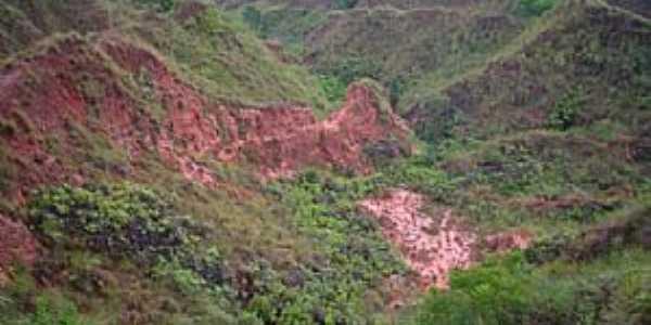 Buraco Fundo, mini canion