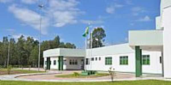 IFSul Campus de Venâncio Aires-RS-Foto:Magno Grillo