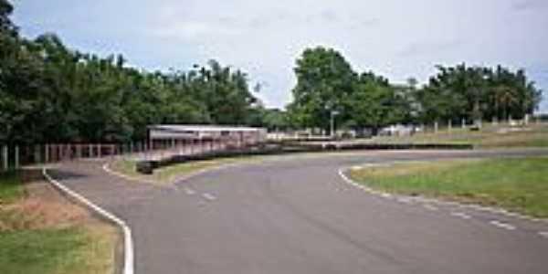 Kartódromo do Parque Municipal do Chimarrão em Venâncio Aires-RS-Foto:krugsilva