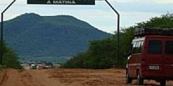 Portal de entrada-Foto:joseadilsonet