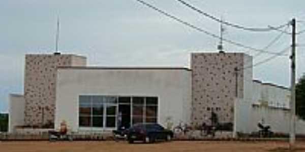 Prefeitura de Matina, por José Adilson.