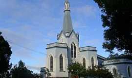 Veranópolis - Veranópolis-RS-Igreja de N.Sra.de Lourdes-Foto:José Carminatti