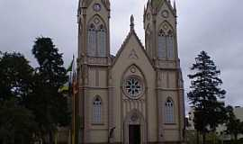 Veranópolis - Veranópolis-RS-Igreja de São Luiz Gonzaga-Foto:Marcelo Parise Petazoni